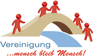 Vereinigung …mensch bleib mensch! Logo
